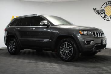 2019_Jeep_Grand Cherokee_Limited X_ Houston TX