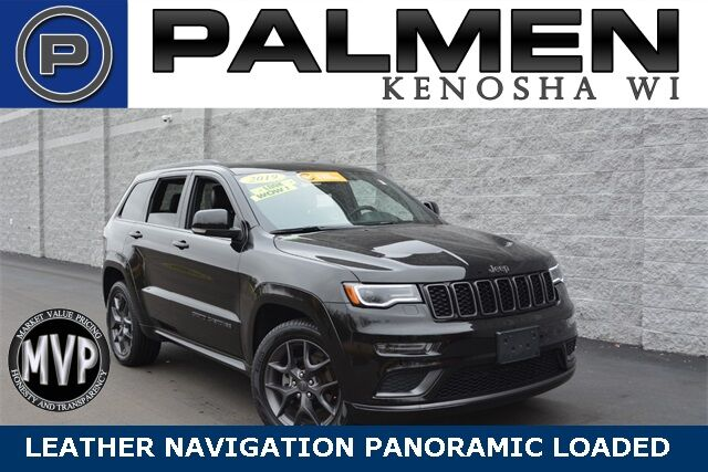 2019 Jeep Grand Cherokee Limited X Kenosha WI