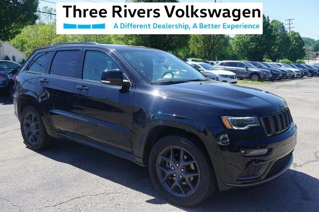 2019 Jeep Grand Cherokee Limited X Pittsburgh PA
