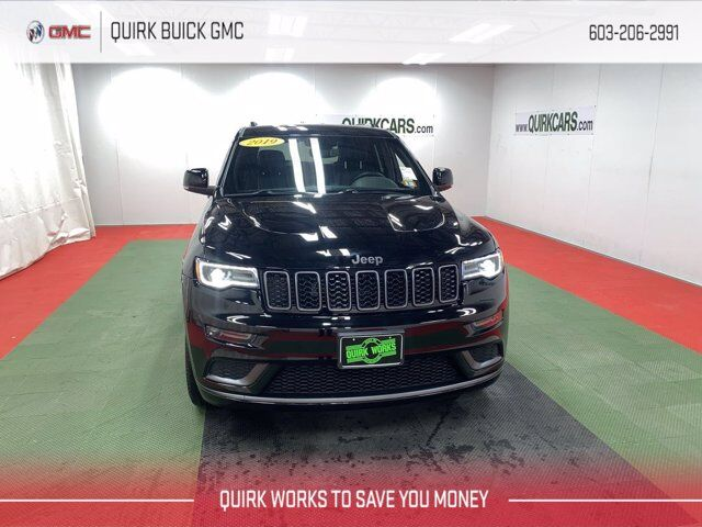 2019 Jeep Grand Cherokee Limited X Manchester NH