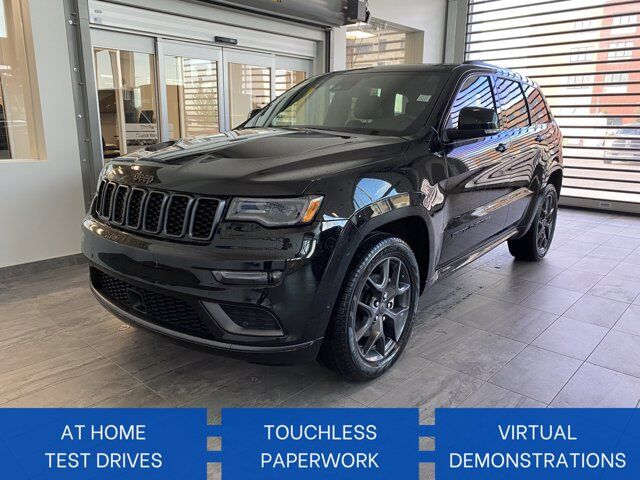 2019 Jeep Grand Cherokee Limited X St. Albert AB