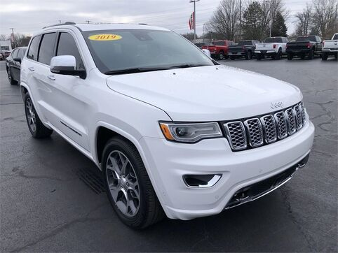 2019_Jeep_Grand Cherokee_OVERLAND 4X4_ Evansville IN