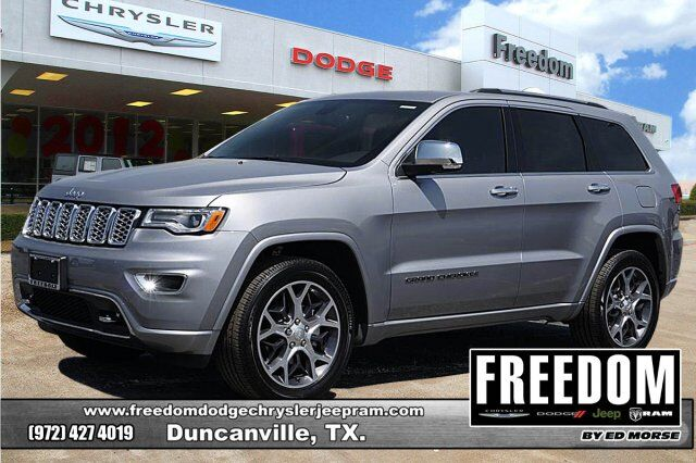 Jeep Grand Cherokee Overland >> 2019 Jeep Grand Cherokee Overland Duncanville Tx 29479866