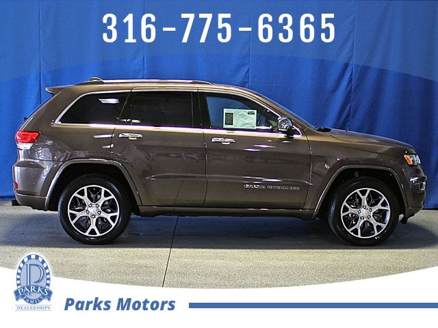 2019 Jeep Grand Cherokee Overland Wichita KS