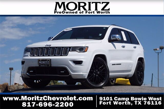 2019 Jeep Grand Cherokee Overland Fort Worth TX