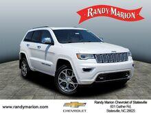 2019_Jeep_Grand Cherokee_Overland_ Hickory NC