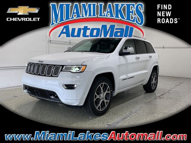 2019 Jeep Grand Cherokee Overland Miami Lakes FL