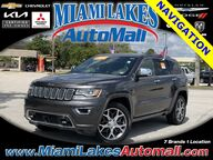 2019 Jeep Grand Cherokee Overland Miami Lakes FL