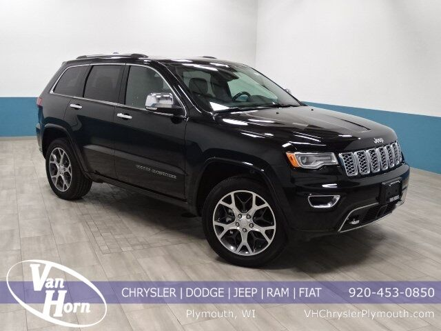 2019 Jeep Grand Cherokee Overland Plymouth WI