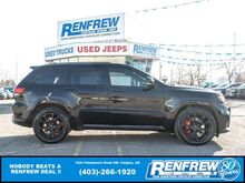 2019_Jeep_Grand Cherokee_SRT 4x4, LOW KMS!!! Pano Sunroof, Cooled/Heated Leather, Nav, Remote Start_ Calgary AB