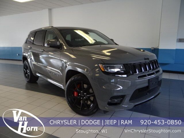 2019 Jeep Grand Cherokee SRT Plymouth WI