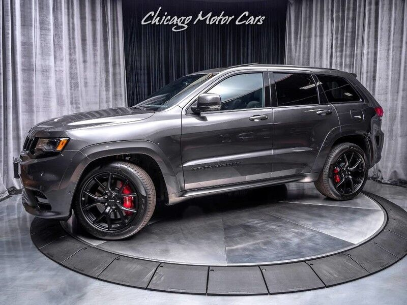 2019_Jeep_Grand Cherokee_SRT SUV **ONLY 99 MILES**_ Chicago IL