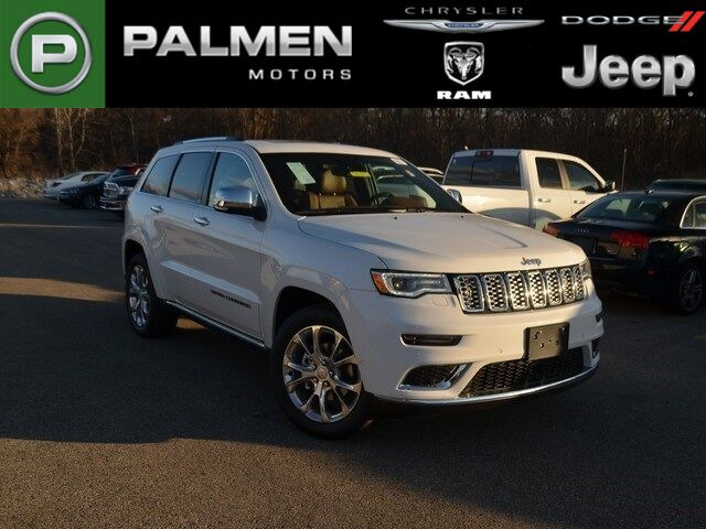 2019 Jeep Grand Cherokee SUMMIT 4X4 Kenosha WI