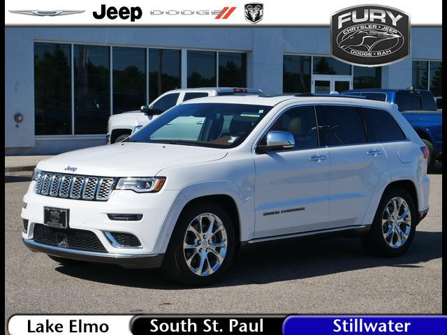 2019 Jeep Grand Cherokee Summit 4x4 Lake Elmo MN