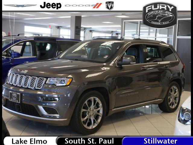 2019 Jeep Grand Cherokee Summit 4x4 Stillwater MN