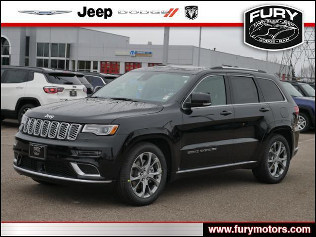 2019 Jeep Grand Cherokee Summit 4x4 St. Paul MN
