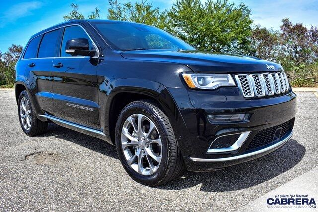 2019 Jeep Grand Cherokee Summit Arecibo PR