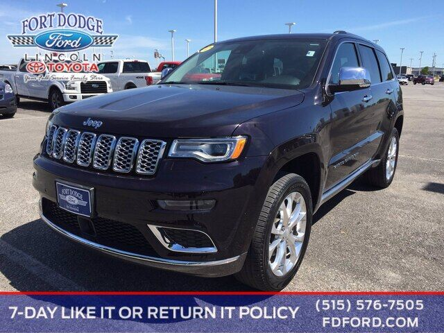 2019 Jeep Grand Cherokee Summit Fort Dodge IA