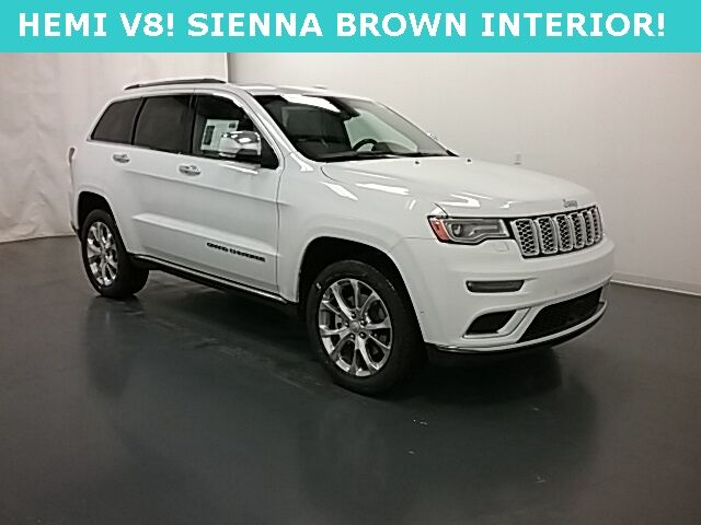 2019 Jeep Grand Cherokee Summit Holland MI