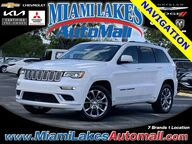 2019 Jeep Grand Cherokee Summit Miami Lakes FL
