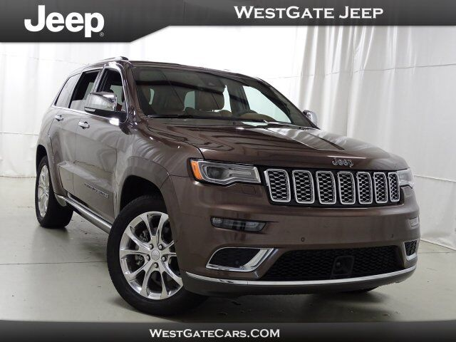 2019 Jeep Grand Cherokee Summit Raleigh NC