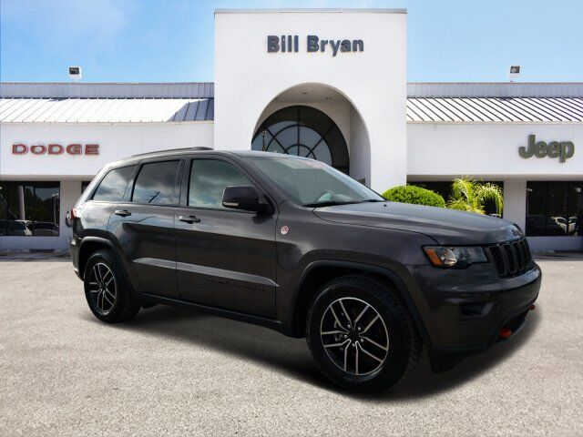 2019 Jeep Grand Cherokee TRAILHAWK 4X4 Leesburg FL