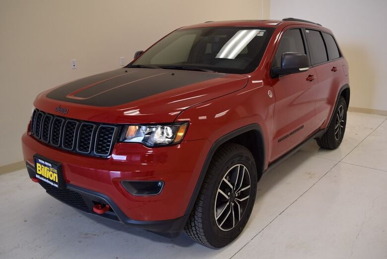 2019 Jeep Grand Cherokee Trailhawk Bozeman MT
