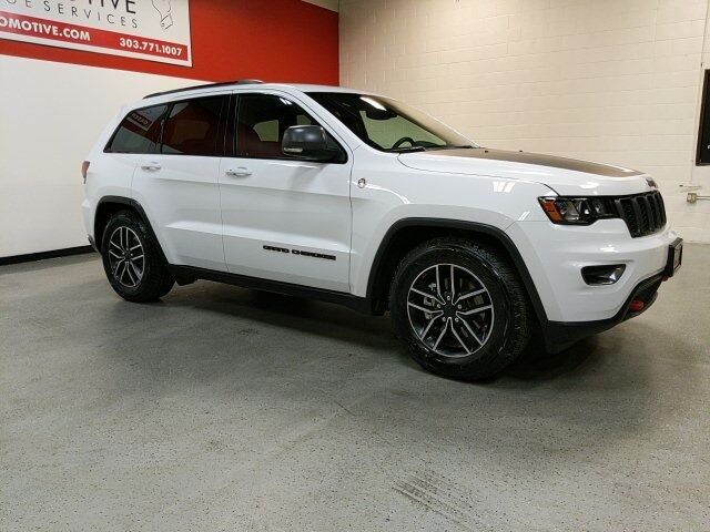 2019 Jeep Grand Cherokee Trailhawk Greenwood Village CO