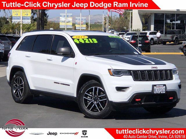 2019 Jeep Grand Cherokee Trailhawk Irvine CA