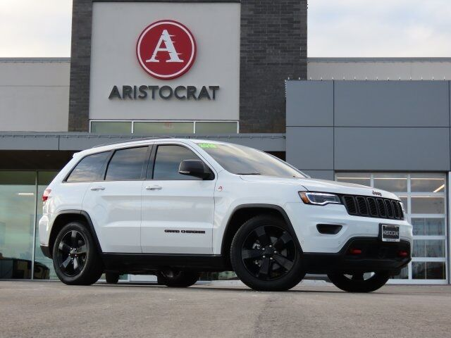 2019 Jeep Grand Cherokee Trailhawk Lee's Summit MO