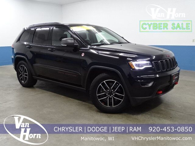 2019 Jeep Grand Cherokee Trailhawk Manitowoc WI
