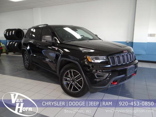 2019 Jeep Grand Cherokee Trailhawk Plymouth WI