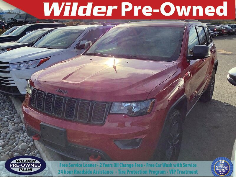 2019 Jeep Grand Cherokee Trailhawk Port Angeles WA