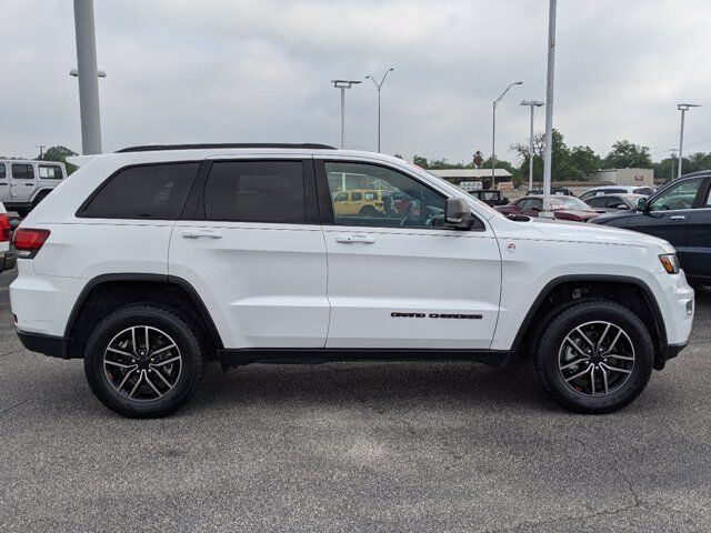 2019 Jeep Grand Cherokee Trailhawk New Braunfels TX
