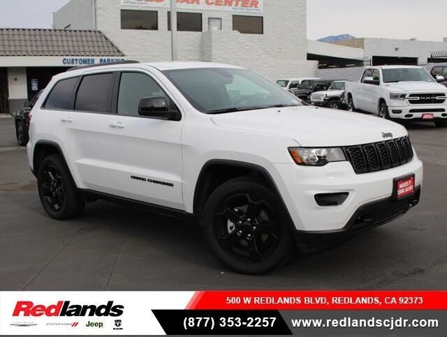 2019 Jeep Grand Cherokee UPLAND 4X2 Redlands CA