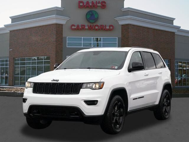 2019 Jeep Grand Cherokee Upland Edition Whitehall WV