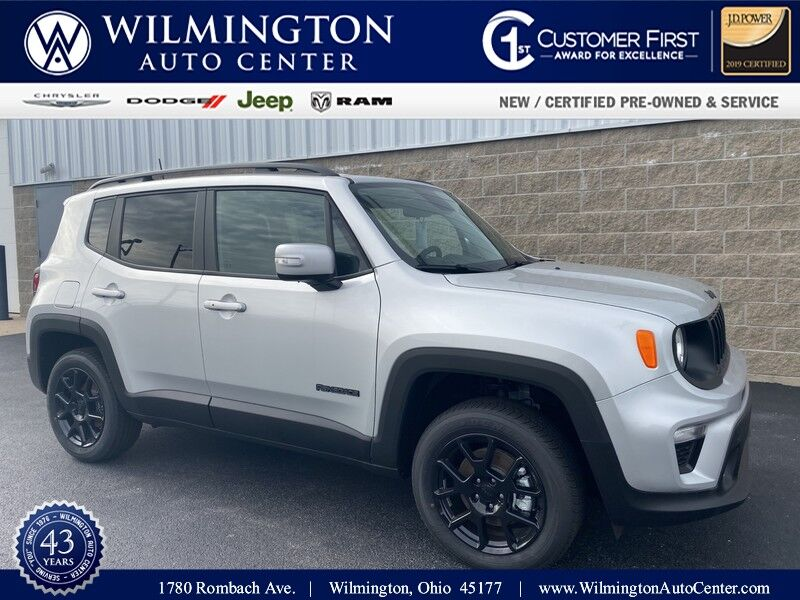 2019 Jeep Renegade ALTITUDE 4X4 Wilmington OH