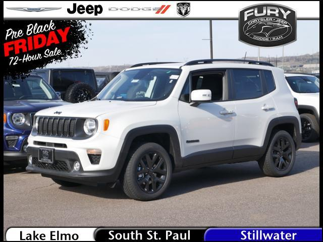 2019 Jeep Renegade Altitude 4x4 Stillwater MN