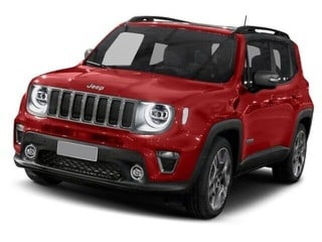 2019 Jeep Renegade Altitude Maite