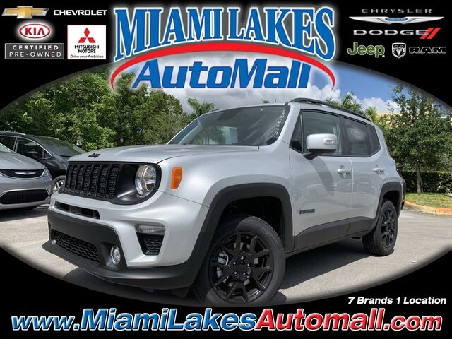 2019 Jeep Renegade Altitude Miami Lakes FL