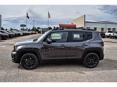 2019 Jeep Renegade Altitude Pampa TX