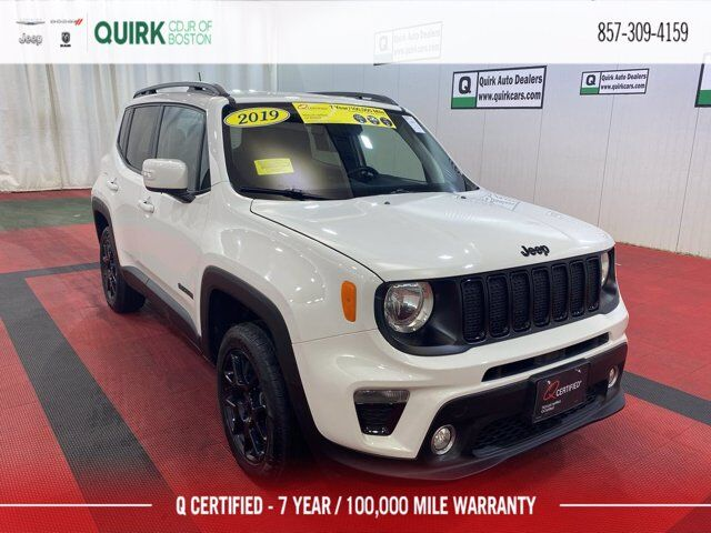 2019 Jeep Renegade Altitude Boston MA