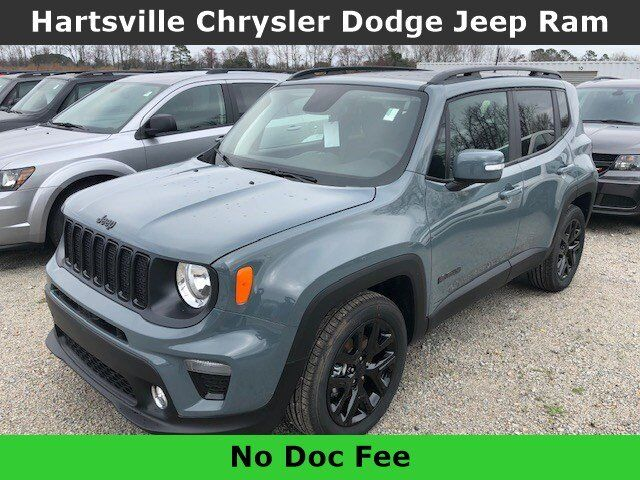 2019 Jeep Renegade Altitude Raleigh NC
