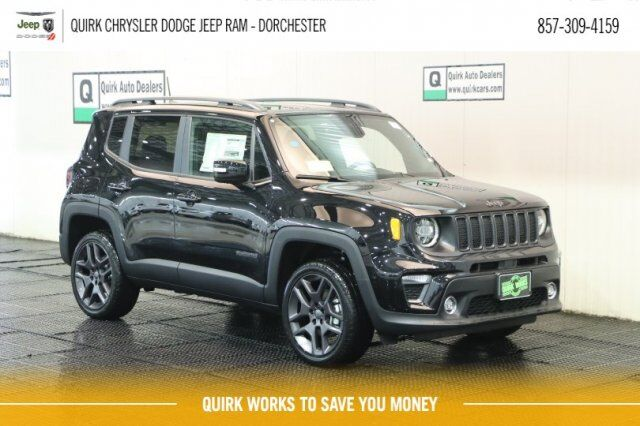 2019 Jeep Renegade HIGH ALTITUDE 4X4 Boston MA