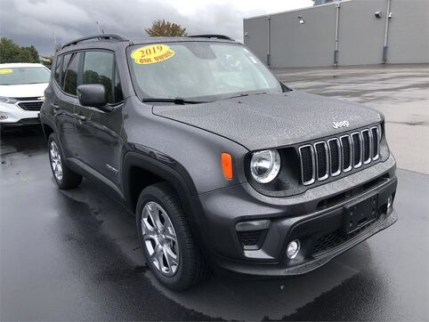 2019_Jeep_Renegade_LATITUDE 4X4_ Evansville IN