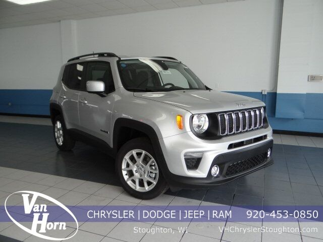 2019 Jeep Renegade LATITUDE 4X4 Plymouth WI