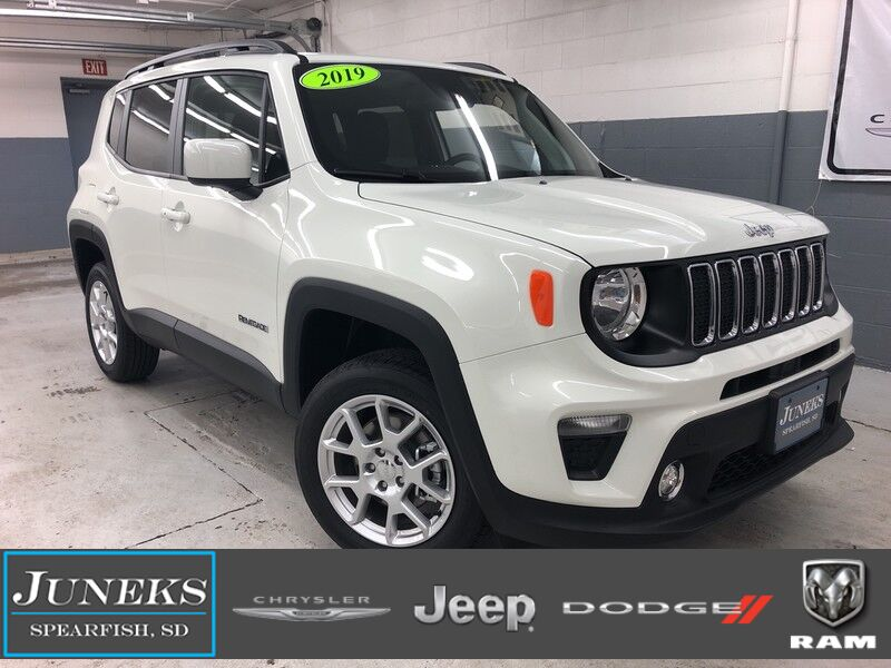 2019 Jeep Renegade LATITUDE 4X4 Spearfish SD