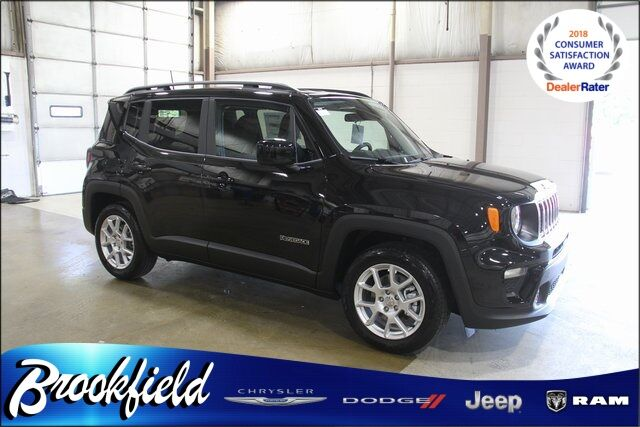 2019 Jeep Renegade LATITUDE FWD Benton Harbor MI