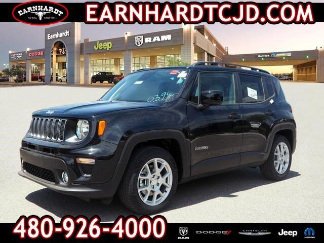 2019 Jeep Renegade LATITUDE FWD Gilbert AZ