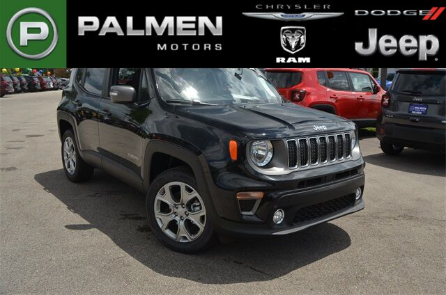 2019 Jeep Renegade LIMITED 4X4 Kenosha WI